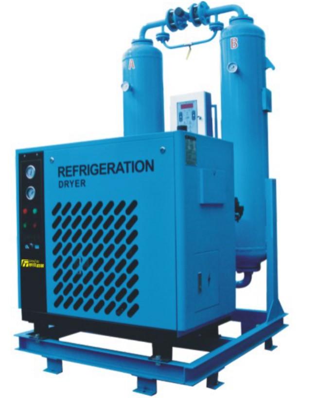组合式无热再生吸附式干燥机