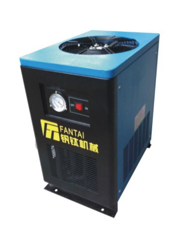 常用冷冻式干燥机的性能