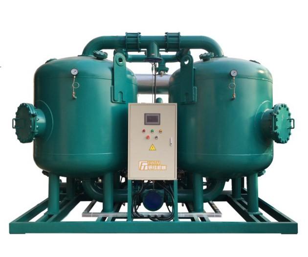 FY型压缩热再生吸附式压缩空气干燥机